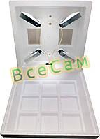 Инкубатор для яиц на 80 яиц (электронный терморегулятор)