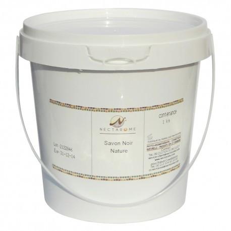 Гоммаж бельди природный («черное мыло»),1кг, Nectarome