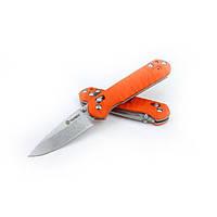 Складной нож Ganzo G717, оранжевый