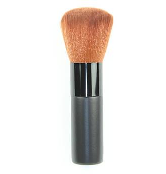 Кисть кабуки для румян синтетическая Beauties Factory Synthetic Kabuki Blush Brush