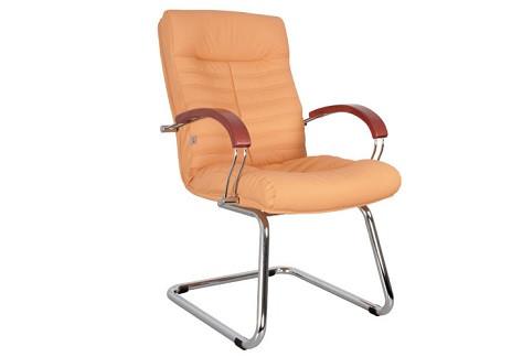 Кресло Орион CF Хром Кожа SPLIT SP-H.