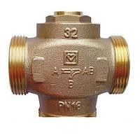 Клапан підмішуючих DN 32, HERZ Teplomix (Тепломикс) (55 або 61 С) для твердопаливних котлів (Австрія)