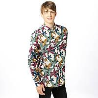 Мужская стильная рубашка Edion от Solid в размере M