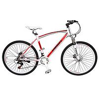 Велосипед Профи Эксперт  26 дюймов, Дисковые тормоза Profi Expert G26A  алюминиевая рама