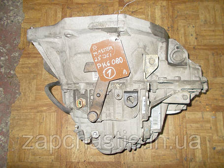 КПП Опель Мовано 2.5 dCi PK6080, фото 2