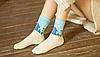 Как определить размер женских носков?