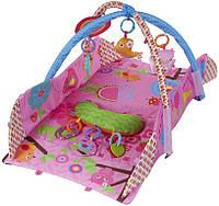 Развивающий коврик Sun Baby 27292 Розовые птички