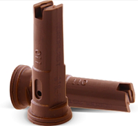 Распылитель инжекторный ветроустойчивый 05 (коричневый) Agroplast