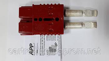 """Коннектор (ЩСЕЕ) SB-175 RED 50mm Роз""""єм"""