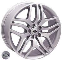 Литые диски Zorat Wheels BK643 R20 W8.5 PCD5x120 ET45 DIA72.6 S