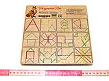 Математичний планшет іграшка Фантазуємо з резиночками (90016), фото 2