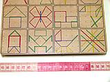 Математичний планшет іграшка Фантазуємо з резиночками (90016), фото 4