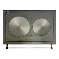 Плита — Чугунное печьное литье SVT, Каминные дверцы, печные герметичные дверки, стекло для камина