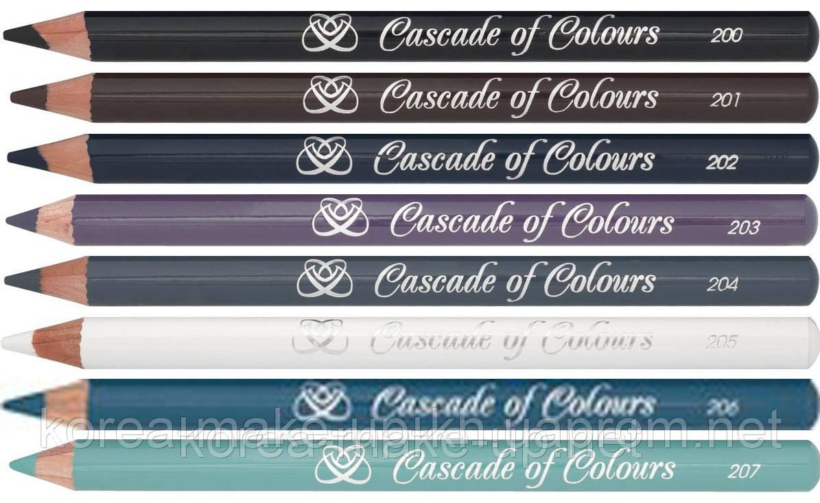 Карандаш  для глаз Каскад №200-212 (Cascade of Colours)