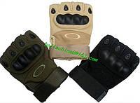 Беспалые перчатки тактические 1