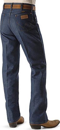 Джинсы мужские Wrangler  Original Fit Rigid 13mwz