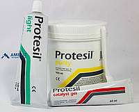 Протесил (Protesil kit, Vannini Dental), набор 900г+140г+60г