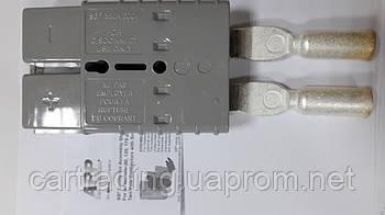 """Коннектор (ЩСЕЕ) Andersen SB/S-350A GREY 70mm; Роз""""єм"""