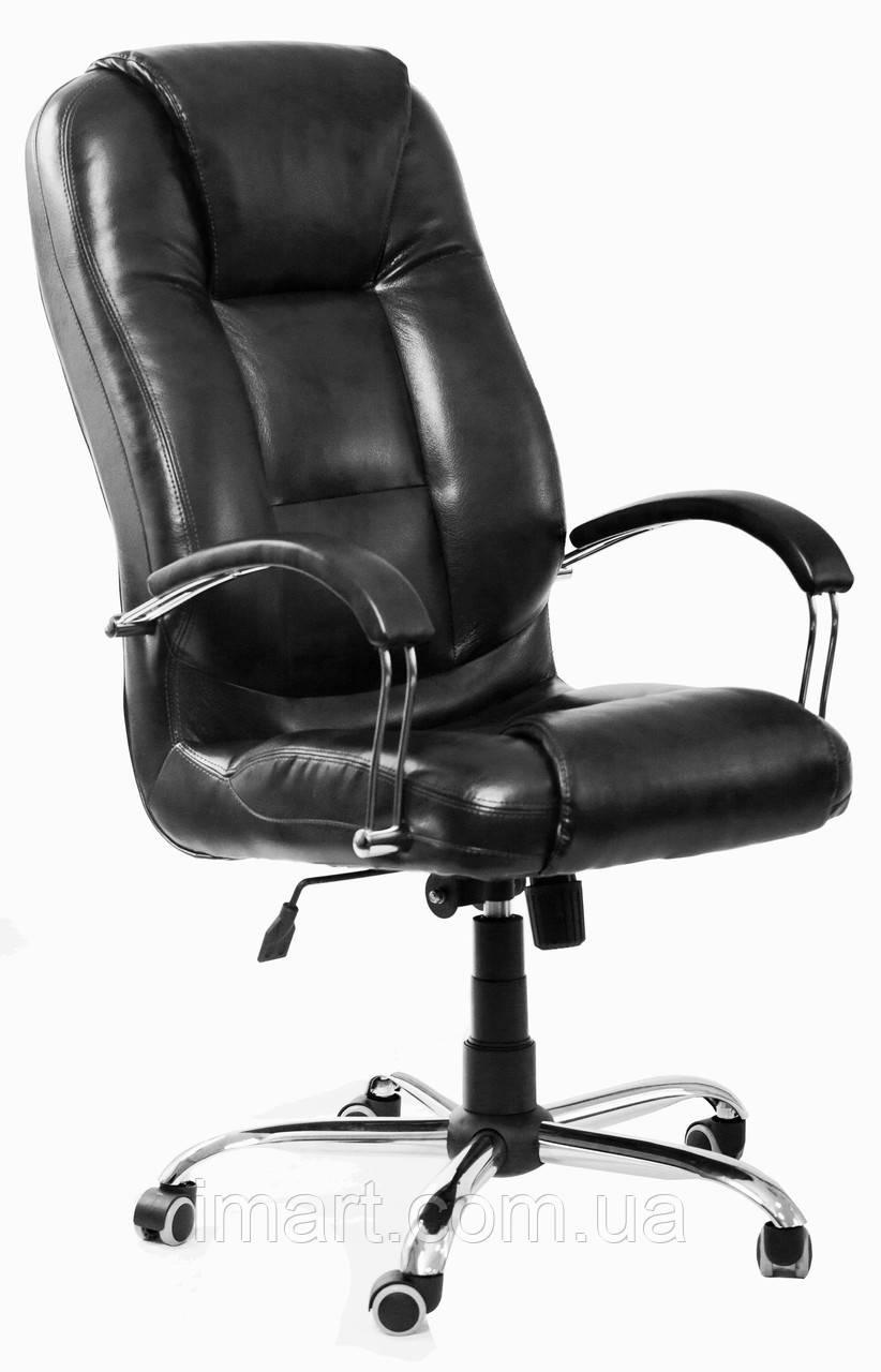 Купить Кресло для руководителя Севилья хром к/з Флай/Неаполь, Richman