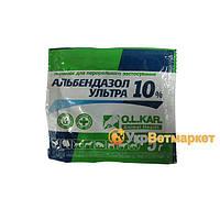 Альбендазол Ультра 10% порошок, уп. 5 г, O.L.KAR. (Олкар)