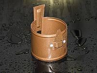Хомут трубы водосточной STRUGA (Струга) на кирпичную стену с нарезным винтом