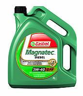 Моторное масло Castrol Magnatec 5W-40 DPF 5л