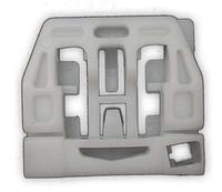 Скрепка стеклоподъемника передняя правая дверь Skoda
