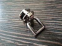 Бегунок №5 Италия для металлической молнии №44 никель