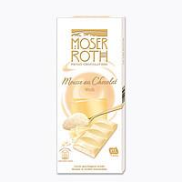 Шоколад  MOSER ROTH  Mousse au Chocolat (белый) 187.5Г.