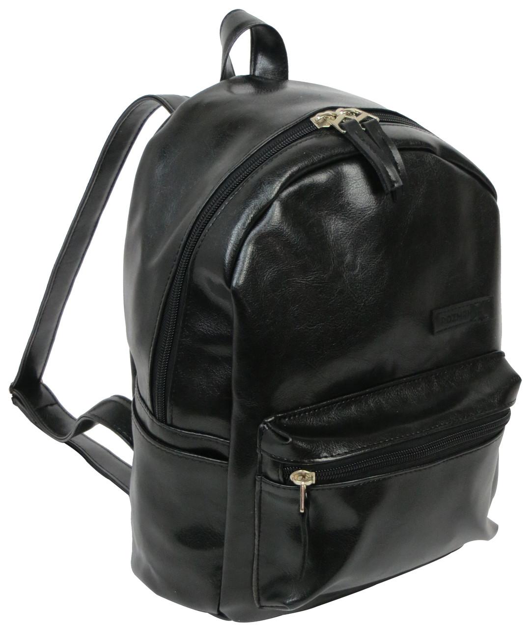 Городской рюкзак Rozmah R-PW-3, черный 7 л