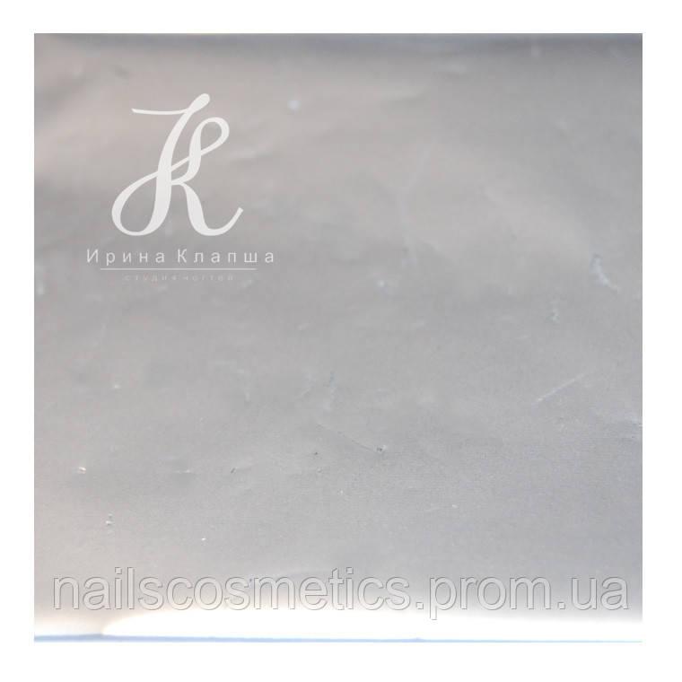 048 Серебро фольга