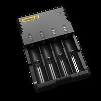 Зарядное устройство Nitecore i4 NEW V2
