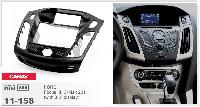 "Рамка переходная Carav 11-158 Ford Focus III, C-Max2011+ (with 3.5"" display) 2DIN"