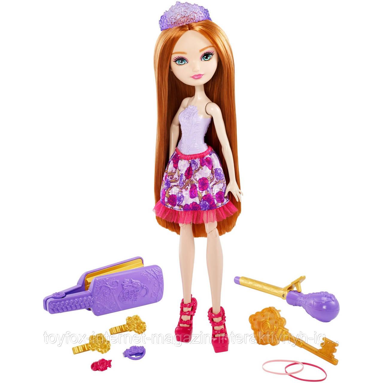 Кукла эвер афтер хай Холли - Ever After High Holly O'Hair Style - ToyFox - Интернет-магазин интерактивных игрушек  в Киеве