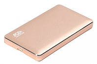 Внешний карман 2.5 usb3.0 agestar 3ub 2a16 gold золотистый