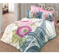 Комплект постельного белья Cotton box Ранфорс Floral Seri eifyl