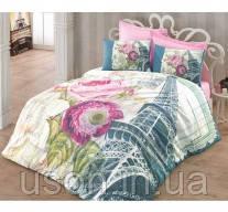 Комплект постільної білизни Cotton box Ранфорс Floral Seri eifyl