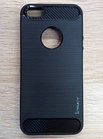 Чехол для Apple iPhone 5/5s/5se, iPaky black