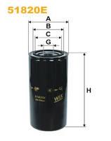 Фильтр масляный WIX 51820E ДАФ 65 ЦФ  Евро 2 (DAF 65 CF) 0671490