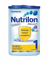 Сухая детская молочная смесь Nutrilon Комфорт 1, 800 г