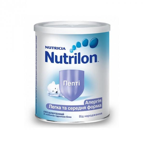Сухая детская молочная смесь Nutrilon (Нутрилон)  Пепти, 400 г