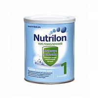 Сухая детская молочная смесь Nutrilon (Нутрилон) Кисломолочный 1, 400 г