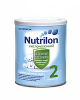 Сухая детская молочная смесь Nutrilon Кисломолочный 2, 400 г