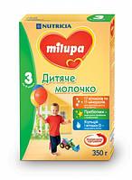Сухое детское молочко Milupa 3, 350 г
