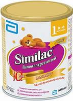 Сухая молочная смесь Similac Гипоаллергенный 1, 400 г