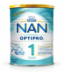 Сухая детская молочная смесь NAN 1, 400 г