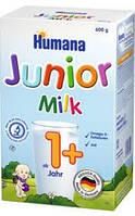 Сухое растворимое молочко Humana Junior, 600 г