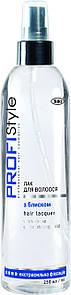 Лак для волос с блеском  Profi Style 250 мл.