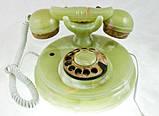 Телефон Ретро, D 25 см, натуральный камень, Оникс, Подарки, Днепропетровск, фото 2