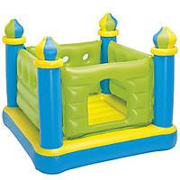 Игровой центр надувной батут Intex 48257 Замок 132*132*107см***